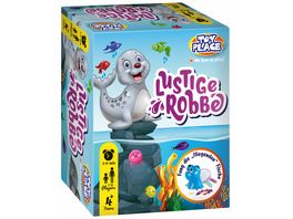 Mueller Toy Place Aktionsspiel Lustige Robbe