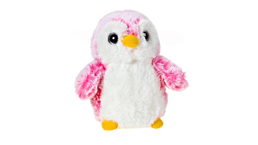 Mueller Pom Pom Pinguin rosa 12 cm