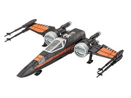 Revell 06750 Star Wars Poes X wing Fighter