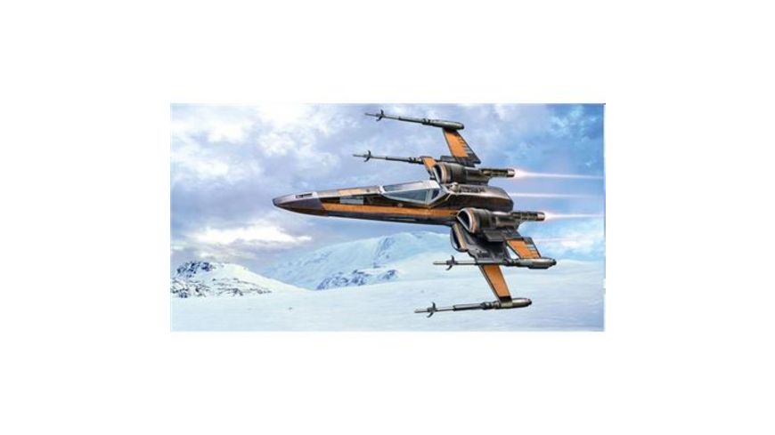 Revell 06692 Star Wars Poes X wing Fighter