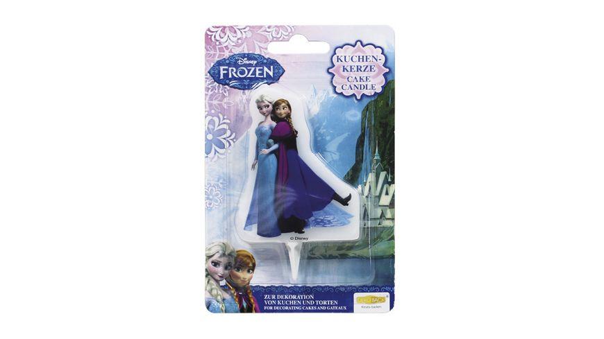 Dekoback Kuchenkerze Disney Frozen Elsa Anna