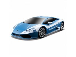 Maisto Tech RC 1 24 Lamborghini Huracan Polizia