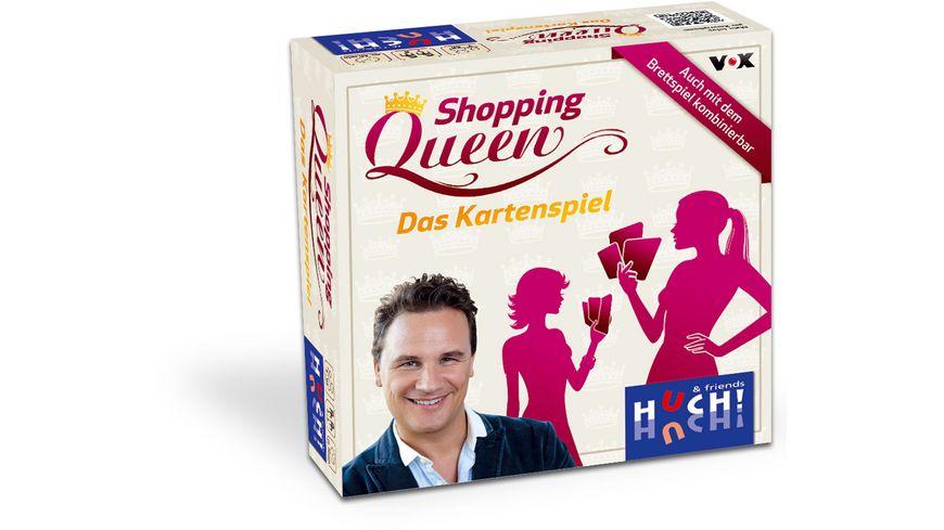Huch Shopping Queen Kartenspiel