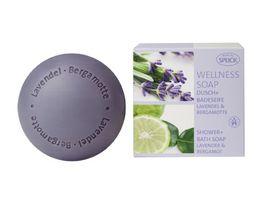 SPEICK Wellness Soaps Dusch Badeseife Lavendel Bergamotte