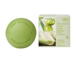 SPEICK Wellness Soaps Dusch Badeseife Olive Lemongras