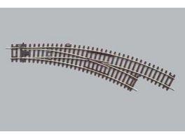 Piko A Gleis Bogenweiche rechts 15 Grad