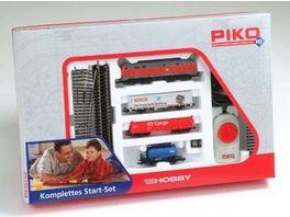 Piko Start Set Hobby DB Cargo A B Gleis BR 218