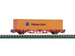 Piko Hobby Containertragwagen DB Cargo Ep V