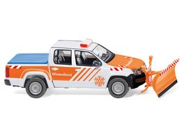 Wiking Winterdienst VW Amarok