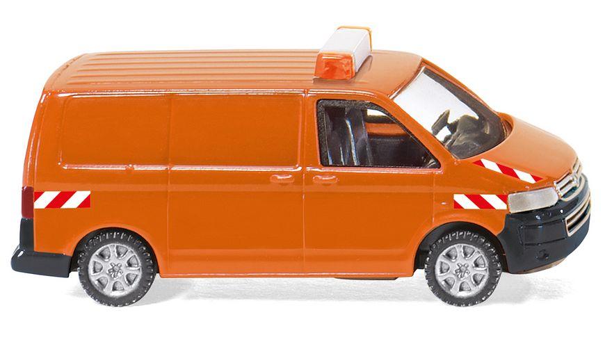 WIKING 092703 Kommunaldienst VW T5 GP Kastenwagen Spur N