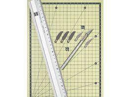 BUSCH 7202 Modellbau Schneide Set