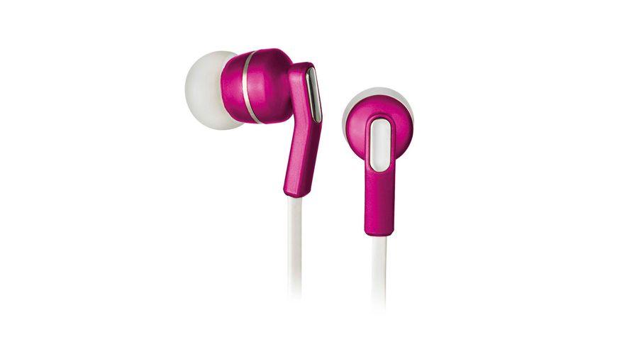 S2 Digital Ear Beat Pink In Ear Kopfhoerer