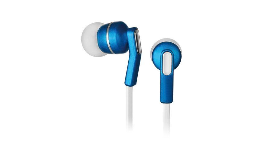 S2 Digital Ear Beat Blau In Ear Kopfhoerer
