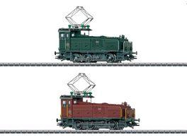 Maerklin 36332 Rangierlok Doppelpackung H0 III SBB