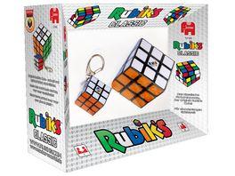 Jumbo Spiele Rubiks 2in1 3x3 and Key Chain