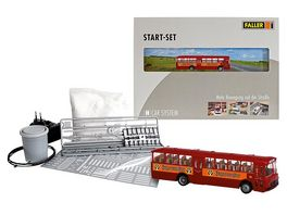 Faller 161498 H0 Car System Start Set MB O317k Bus Jaegermeister