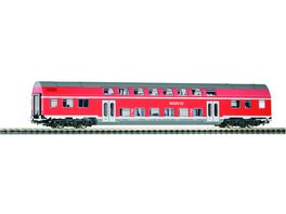 PIKO 57620 Doppelstock Personenwagen DBuz747 DB Regio VI Gleichstrom