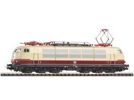 PIKO 51670 E Lok BR 103 mit Schuerze DB IV Gleichtrom