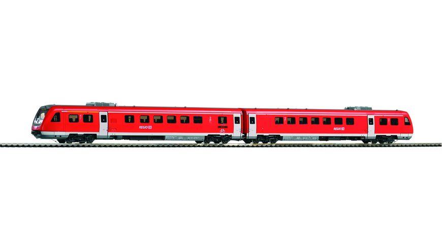 PIKO 59430 Dieseltriebwagen VT 612 Regioswinger DB AG V Gleichstrom