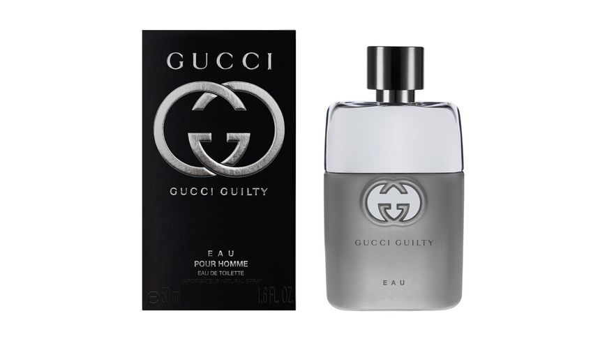 GUCCI Guilty Eau Pour Homme Eau de Toilette Natural Spray