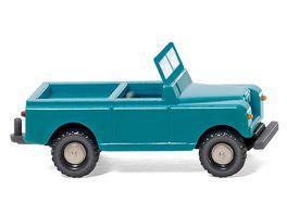 WIKING 092301 Land Rover helltuerkis cremebeige