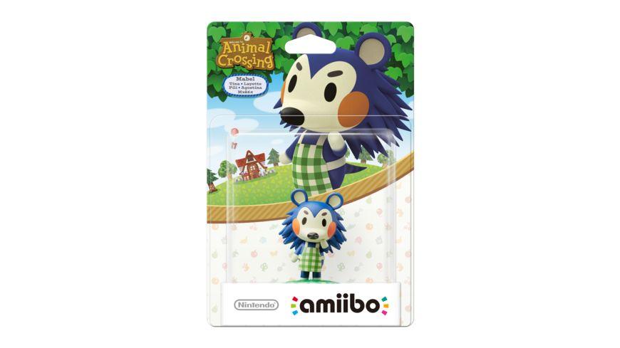 Amiibo Animal Crossing Figur Tina