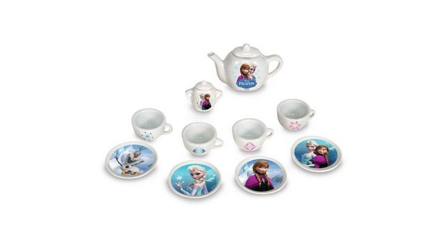 Smoby Roleplay Disney Frozen Porzellan Kaffee Geschirrset