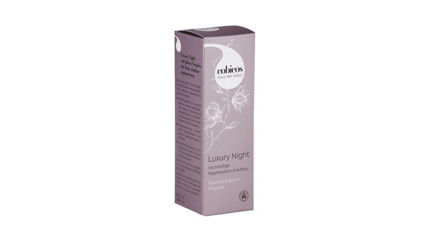 Cobicos Luxury Night Cream