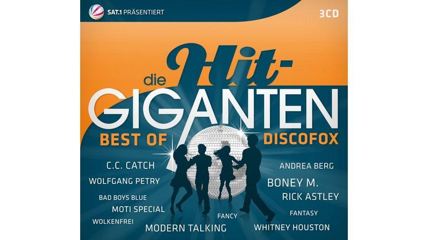 Die Hit Giganten Best of Discofox