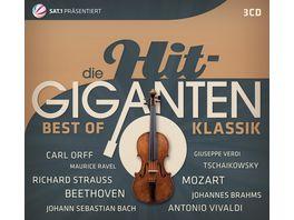 Die Hit Giganten Best of Klassik