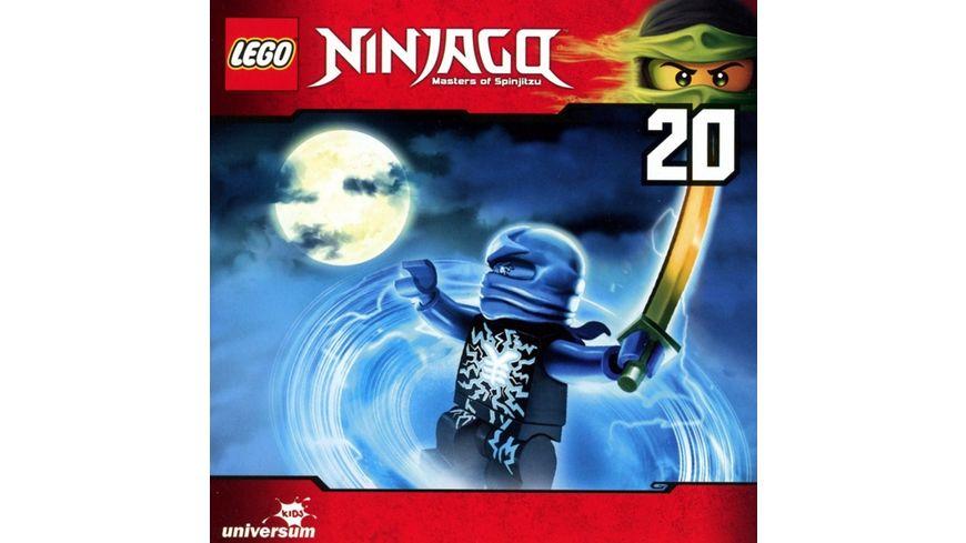 LEGO Ninjago CD20