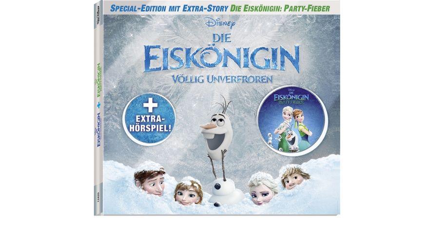 SoPro Die Eiskoenigin Partyfieber 2 CD