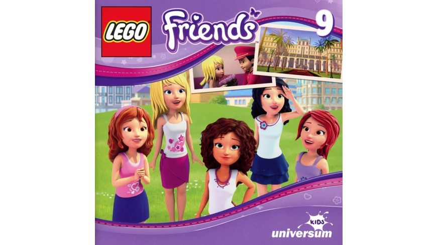 LEGO Friends CD 9