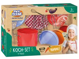 Mueller Toy Place Koch Set 11 teilig