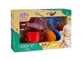 Mueller Toy Place Koch Set 11 teilig
