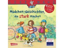 Buch Carlsen LESEMAUS Sonderbaende Maedchen Geschichten die stark machen