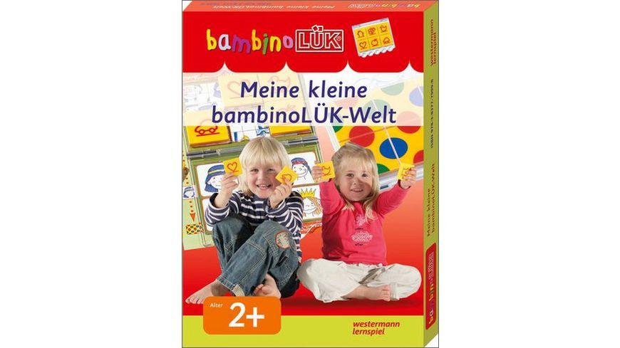 bambinoLUeK bambinoLUeK Set Meine kleine bambinoLUeK Welt