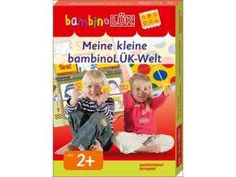 Buch bambinoLUeK bambinoLUeK Set Meine kleine bambinoLUeK Welt