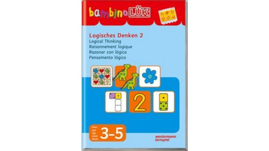 bambinoLUeK System Logisches Denken 2