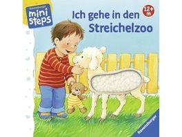 Buch Ravensburger Buch Ich gehe in den Streichelzoo