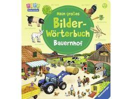 Buch Ravensburger Buch Mein grosses Bilder Woerterbuch Bauernhof
