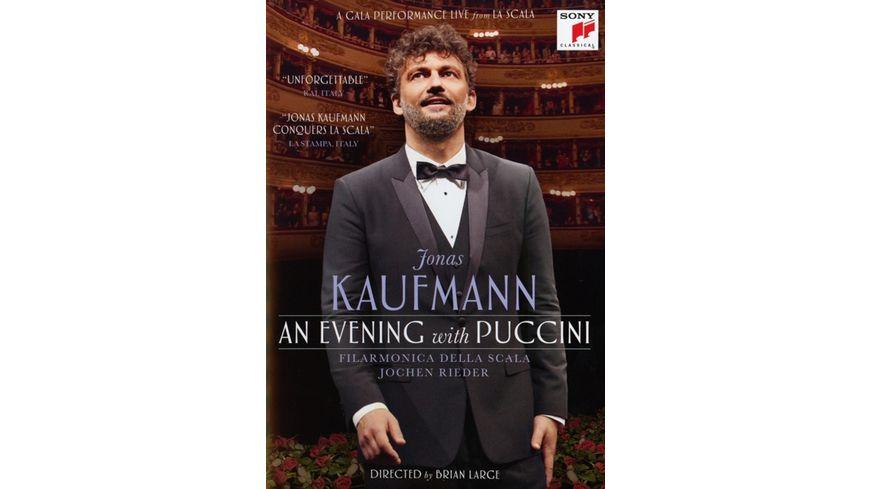 Nessun Dorma Ein Abend mit Puccini Live a d Mailaen