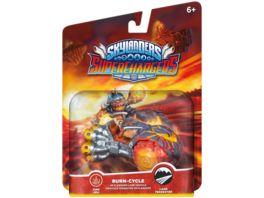 Skylanders Superchargers Fahrzeug Burn Cyle