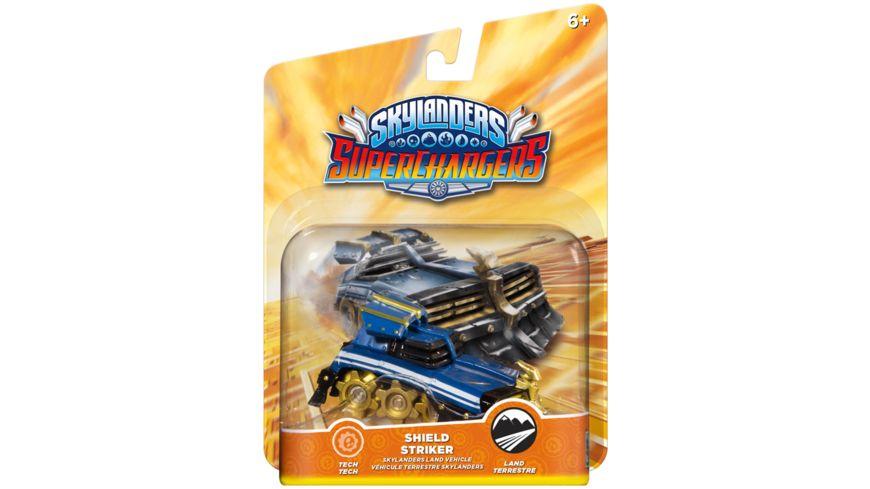 Skylanders Superchargers Fahrzeug Shield Striker