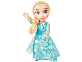 Jakks Pacific Disney Frozen Puppe Snow Glow Elsa 35cm Spielpuppe mit Licht und Musik
