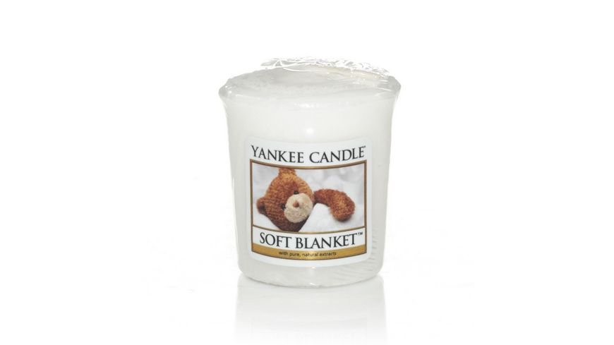 YANKEE CANDLE Duftkerze Soft Blanket