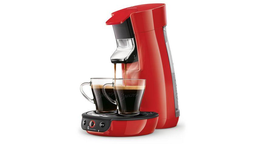 PHILIPS Senseo Kaffeepadmaschine Viva Cafe HD6563 80