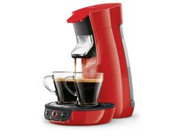 PHILIPS Senseo Kaffeepadmaschine Viva Cafe HD6563 80