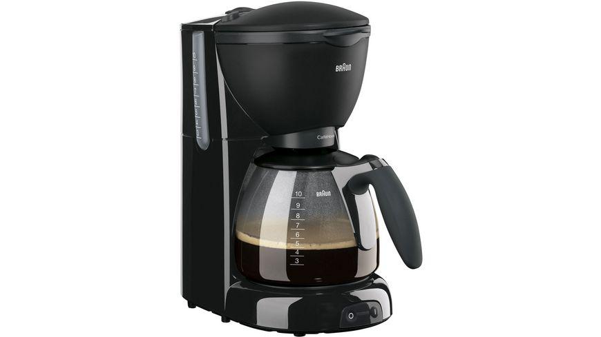 BRAUN Kaffeemaschine CaféHouse PurAroma Plus KF 560/1