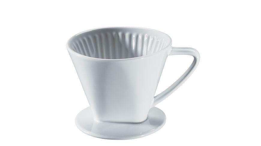 cilio Kaffeefilter Gr. 2 weiß